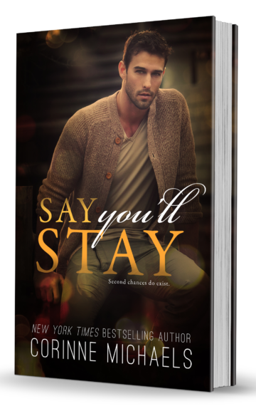 Say You'll Stay NYT Book Cover