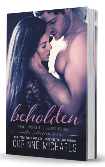Beholden NEW Hardcover Book