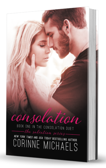 Consolation NEW Hardcover Book